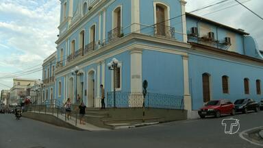 Padre lança livro sobre Catedral de Santarém - Obra estará disponível no Salão do Livro do Baixo Amazonas.