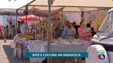 Praça da Mandioca, em Cuiabá, sedia Feira Sustentável neste sábado - Praça da Mandioca, em Cuiabá, sedia Feira Sustentável neste sábado
