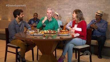Botequim do Maurício recebe Kelly Matos e Duda Garbi - Assista ao vídeo.