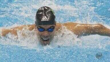 Daniel Dias conquista medalha de bronze nos 50m borboleta na Rio 2016 - Daniel Dias conquista medalha de bronze nos 50m borboleta na Rio 2016