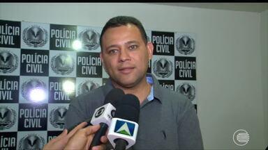Polícia Civil prende quadrilha suspeita de assalto a bancos no Piauí - Polícia Civil prende quadrilha suspeita de assalto a bancos no Piauí