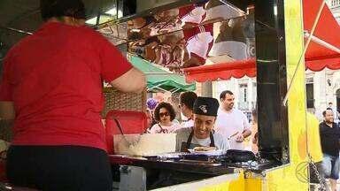 Primeira etapa do Circuito Mineiro de Food Truck é realizada em São João del Rei - O circuito vai escolher o melhor da categoria em Minas Gerais.