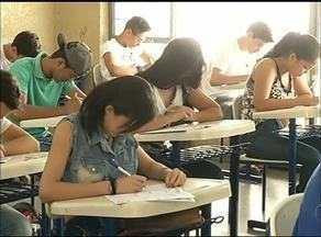 Mais de 8 mil estudantes participam da Olimpíada de Matemática no Tocantins - Mais de 8 mil estudantes participam da Olimpíada de Matemática no Tocantins