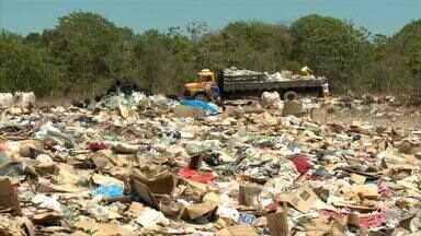 Prefeitura de Barras não descarta lixo adequadamente e comunidades reclamam - Prefeitura de Barras não descarta lixo adequadamente e comunidades reclamam