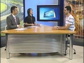 João Paulo Tílio comenta sobre as provas das Paralimpíadas - Gustavo Henrique participou das disputas.