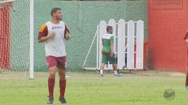 Conheça Gênesis, o novo atacante do Boa Esporte - Conheça Gênesis, o novo atacante do Boa Esporte