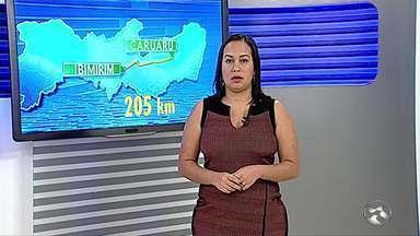 Acidentes são registrados no Agreste e Sertão - Casos ocorreram em São Bento do Una, Ibimirim e Bom Conselho.