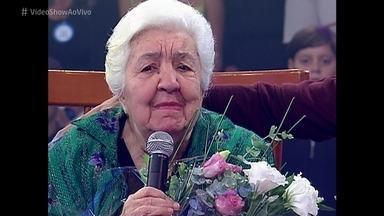 Memória Nacional: Zilka Salaberry é a homenageada da semana - Miguel Falabella relembra a inesquecível intérprete da Dona Benta, do 'Sítio do Picapau Amarelo'