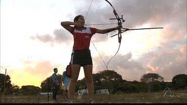 Paraibana é campeã brasileira de tiro com arco - Yasmin Durand conquistou título na categoria infantil em Campinas, com direito a novo recorde nacional