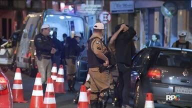 Mais de quinhentas já foram presas este ano dirigindo bêbadas em Curitiba - Os números são do Bptran