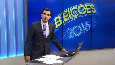 Arnon lidera com 36% em Juazeiro do Norte, diz Ibope - Gilmar tem 17%, Normando 12, e Raimundão, 11%.