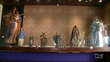 Exposição mostra hábitos e rituais antigos dos católicos em São Luís - Exposição mostra hábitos e rituais antigos dos católicos em São Luís