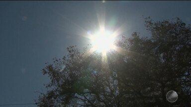 Em Vitória da Conquista, inverno chega ao fim com bastante calor - A explicação para este clima é a baixa umidade do ar.