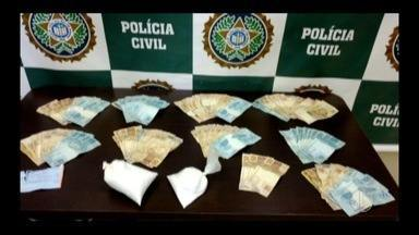 Nove pessoas são presas na 3ª fase de uma operação da Polícia Civil em Araruama, no RJ - Segundo a Polícia, a organização criminosa dominava o tráfico de drogas em cinco comunidades da cidade.
