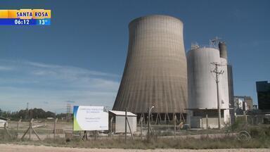Justiça suspende embargo em usina termelétrica no Rio Grande do Sul - Suspensão do Ibama questionava lançamento de resíduos na atmosfera.