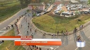 Cunha recebe cerca de 2,8 mil ciclistas na L'etape - Prova foi realizada neste domingo.