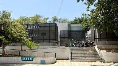 Polícia Militar evita fugas em duas delegacias de Fortaleza - Foi encontrado uma barra de ferro na delegacia do Conjunto Ceará.