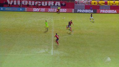 Vitória perde de 1 x 0 para o Botafogo - Confira as notícias do rubro-negro baiano.