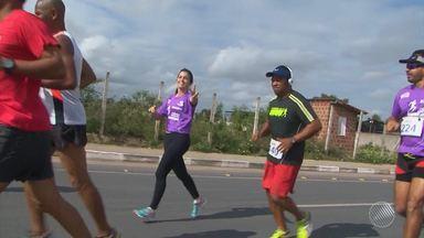 Moradores de Feira de Santana participam do Circuito Sesc de Caminhada e Corrida - A prova foi no fim de semana; confira os detalhes.