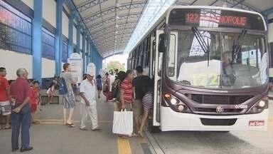 Terminal de integração volta a funcionar em Manaus - Obra foi entregue no fim de semana.