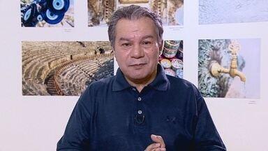 'Aulão na Rede' tem dicas sobre Literatura - Professor de Língua Portuguesa explica sobre tema em videoaula.