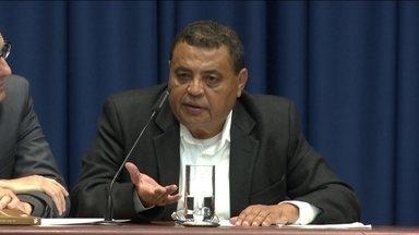 Deputados da CPI da Merenda ouvem ex-assessor do presidente da Assembleia Legislativa - Os deputados da cpi da Merenda ouviram o depoimento de um ex-assessor do presidente da Assembleia Legislativa, Fernando Capez, do PSDB.
