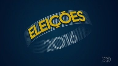 Veja como foi a agenda dos candidatos à Prefeitura de Goiânia nesta quarta-feira (21) - Sete políticos disputam a eleição.