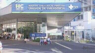 Parentes de pacientes são vítimas de tentativa de estelionato em Ribeirão Preto - Elas têm parentes internados no Hospital das Clínicas de Ribeirão e receberam ligações de pessoas dizendo que precisavam de dinheiro para continuar o tratamento deles.