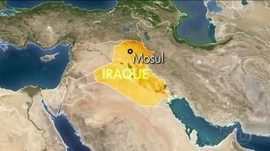 Terroristas do EI são suspeitos de possível ataque com gás mostarda no Iraque - Os terroristas do estado islâmico são suspeitos de um possível ataque com gás mostarda em uma base aérea do Iraque onde atuam soldados americanos.