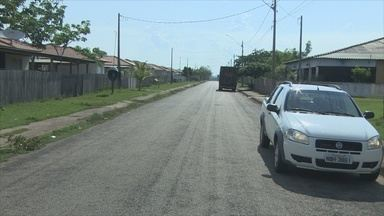 Moradores de Nova Mutum reclamam da falta de energia no distrito, em RO - Comunidade está sem luz há uma semana e contabiliza prejuízos.