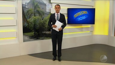 Eleições: confira a agenda dos candidatos à prefeitura de Feira de Santana - Veja os compromissos programados para esta quinta-feira (22).