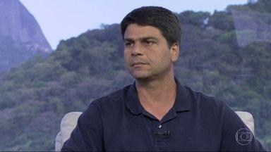 RJTV entrevista Pedro Paulo, candidato a prefeito do Rio - RJTV entrevista Pedro Paulo, candidato a prefeito do Rio.