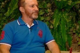 Candidato a prefeito de Divinópolis, Mario Oliveira, é o 5º entrevistado do MGTV - undefined