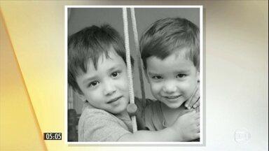 Pai mata filhos de três e quatros anos e tenta suicídio no interior de SP - A tragédia aconteceu na cidade de São José do Rio Preto. O homem, que deixou uma carta, segue internado em estado grave no hospital.