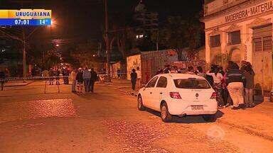Jovem morta a tiros em Porto Alegre foi arrastada por cerca de 100 metros - Jovem teria relatado a amigos que vinha sofrendo ameaças.