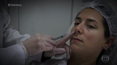 Você + Poderosa: Bárbara faz tratamentos dermatológicos e estéticos - Dermatologista indica tratamentos para melhorar ainda mais a autoestima de Bárbara