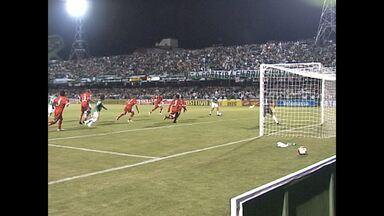 Coritiba 5 x 1 América-RN, pelo Campeonato Brasileiro de 2010 - Coritiba 5 x 1 América-RN, pelo Campeonato Brasileiro de 2010