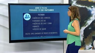 Confira o que abre e fecha em Salvador no feriado de Nossa Senhora da Aparecida - Alguns shoppings e mercados terão o horário de funcionamento modificado.