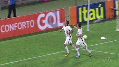 Veja os gols de Santa Cruz e Corinthians pelo Campeonato Brasileiro - Veja os gols de Santa Cruz e Corinthians pelo Campeonato Brasileiro