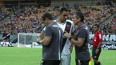 Vasco volta a São Januário para jogo com CRB com dúvidas na zaga - Companheiro de Luan ainda não está definido.