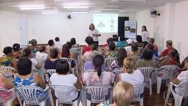 Movimento das Donas de Casa faz encontro para dar dicas de como manter orçamento doméstico - O evento é realizado no Centro de Referência de Assistência Social, no bairro Alto Vera Cruz. O próximo encontro será no dia 27, no Morro das Pedras.