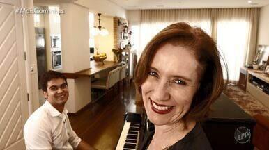 Pianista de Campinas (SP) faz apresentações em diversos países da Europa - A repórter Edlaine Garcia conheceu um pianista que esbanja talento. Desde os seis anos de idade, Pedro Sperandio já tocava alguns instrumentos e hoje se apresenta em diversos países. Uma história inspiradora para quem deseja ir atrás dos seus sonhos e fazer o que gosta.