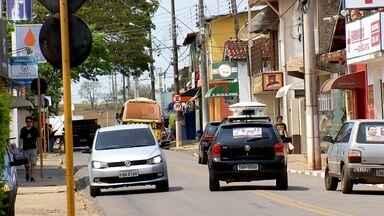 Campina do Monte Alegre está no Revista deSábado! - O Revista de Sábado visita Campina do Monte Alegre! Uma cidade calma, mas cheia de histórias para contar: