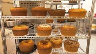 Empresárias faturam com bolos caseiros em Belo Horizonte - Produtos são de vários sabores