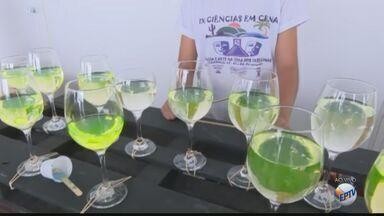 UFSCar de São Carlos promove 'Circo da Ciência' para despertar interesse dos jovens - Evento serve como estímulo para área científica e faz parte da Semana Nacional de Ciência e Tecnologia.