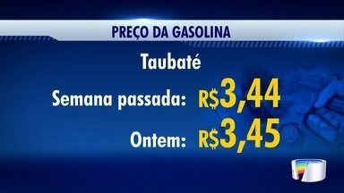 Balanço da ANP confirma alta no preço médio da gasolina na região - Balanço semanal foi divulgado nesta sexta-feira (21).