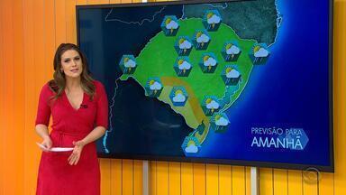 Tempo: chuva pode voltar ao RS neste domingo (23) - Sábado (22) é de sol no estado.