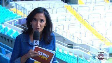 Globo Esporte RS deste sábado (22) destaca o Gre-Nal 411 - Programa será apresentado direto da Arena.