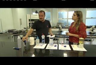 Casa Fácil mostra como fazer limpeza de manchas - Especialista mostra quais produtos podem ser usadas.