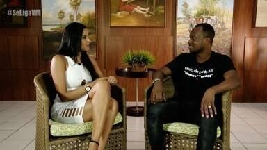 Niara Meireles entrevista Thiaguinho - Cantor mostra novidades da carreira.